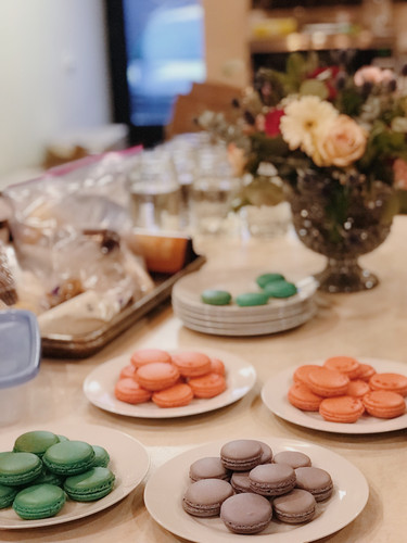 Macarons and flowers.jpg
