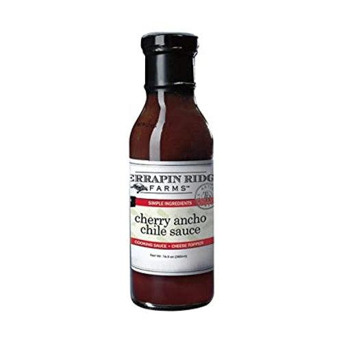 Cherry Ancho Chili Sauce