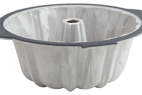 Silicone Fluted Cake Pan