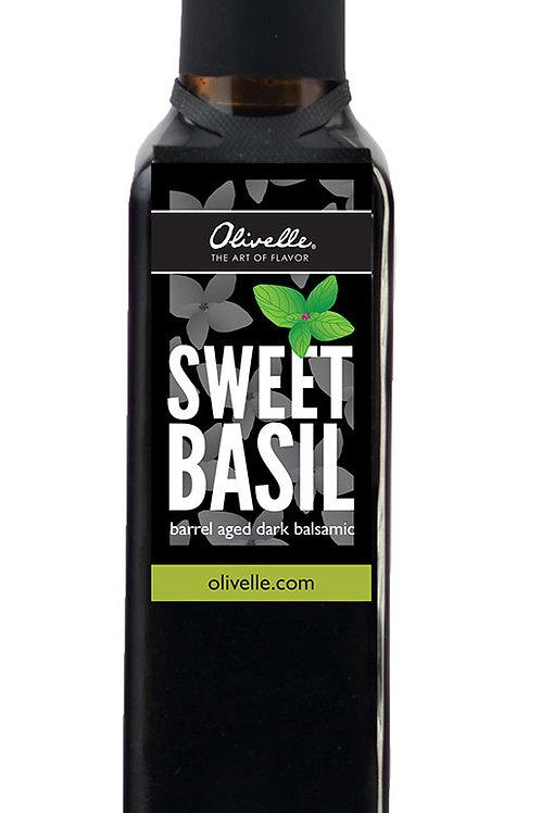 Sweet Basil Barrel Aged Dark Balsamic