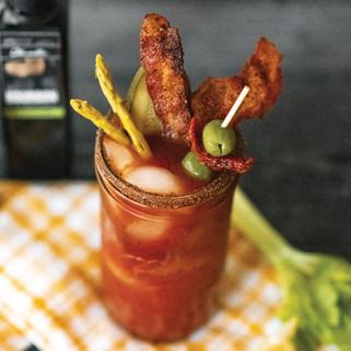 Smokey Bacon Bloody Mary