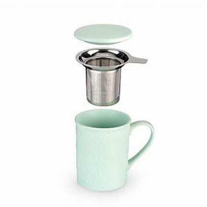 Annette Ceramic Mug Infuser by Pinky Up