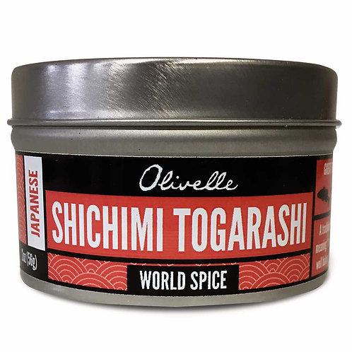 JAPANESE SHICHIMI TOGARASHI