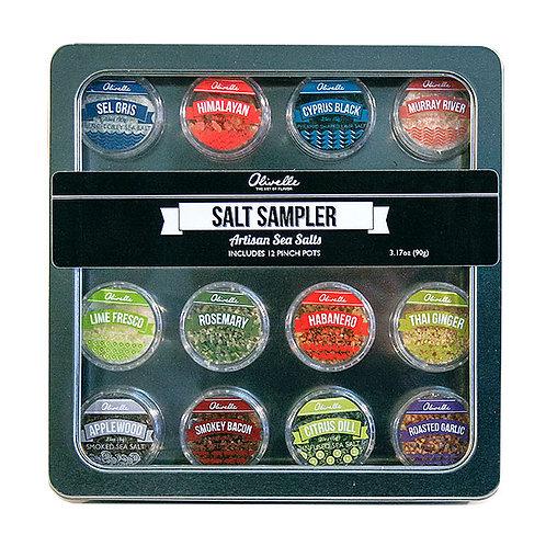 Infused Salt Sampler