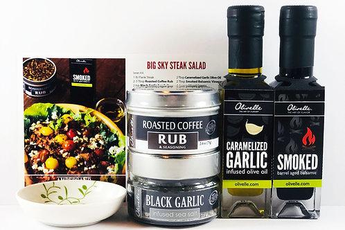 Big Sky Steak Salad Gift Set