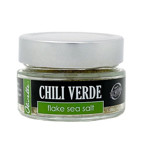Chili Verde Sea Salt