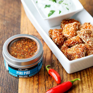 Piri Piri Chicken Poppers