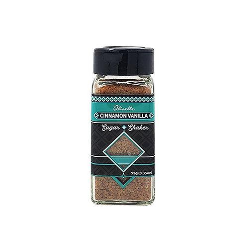 Cinnamon Vanilla Sugar Shaker