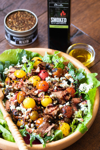 Big Sky Steak Salad