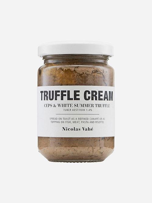 Ceps & White Summer Truffle Creme