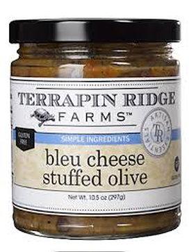 Bleu Cheese Stuffed Olive