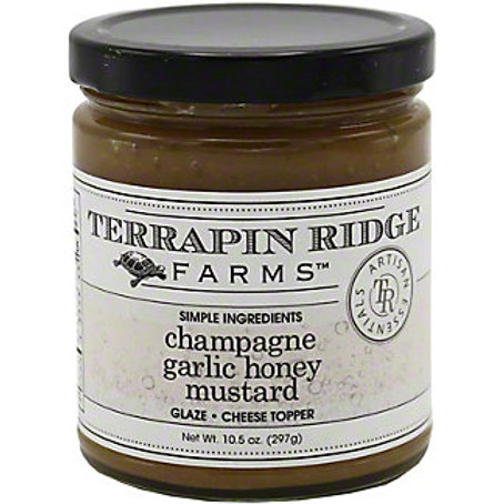 Champagne Garlic Honey Mustard