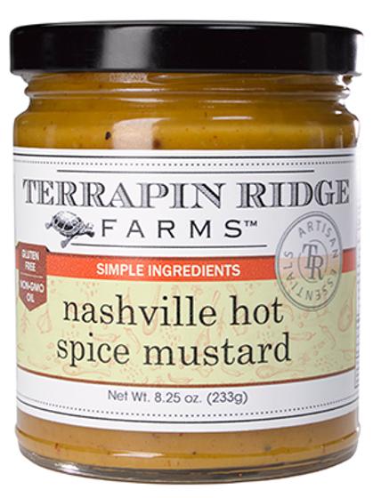 Nashville Hot Spice Mustard