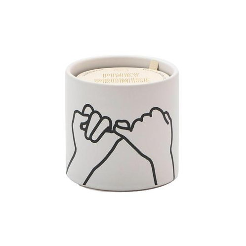 Pinky Promise Candle