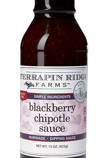 Blackberry Chipotle Sauce