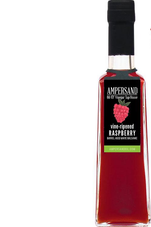 Vine-Ripened Raspberry Barrel Aged White Balsamic Vinegar