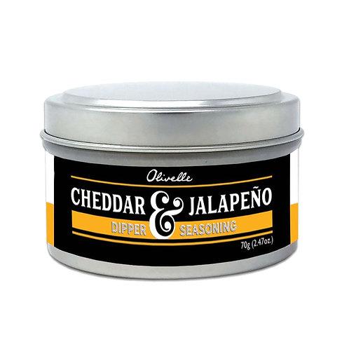Cheddar & Jalapeno Dipper