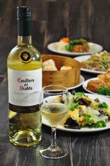 ワインと中国料理