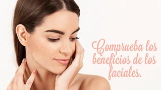 Beneficios de los faciales