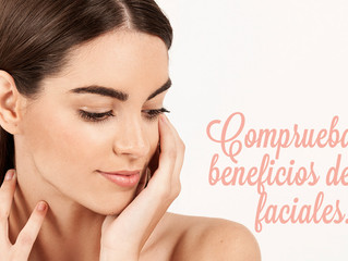 Beneficios de los faciales