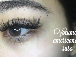 Volumen Ruso y Volumen Americano.