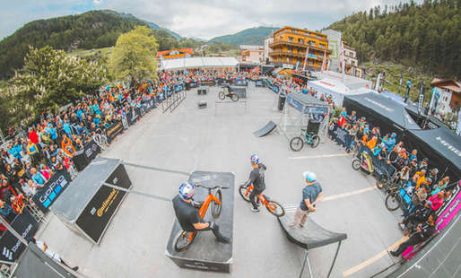 DROP AND ROLL TOUR | SOLDEN, AUSTRIA