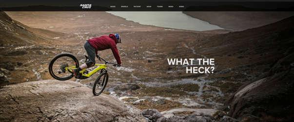 DANNY MACASKILL | SANTA CRUZ BICYCLES | 'WHAT THE HECK'