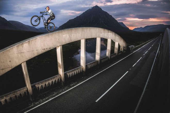 DANNY MACASKILL   SANTA CRUZ BICYCLES   GLENCOE