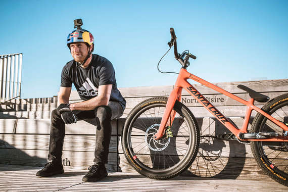 DANNY MACASKILL   ADIDAS   WELCOME TO THE FAMILY