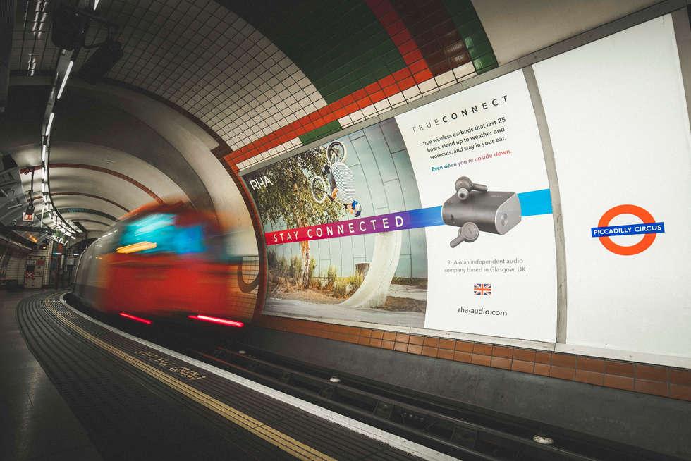 KRISS KYLE | RHA TRUE CONNECT | LONDON UNDERGROUND