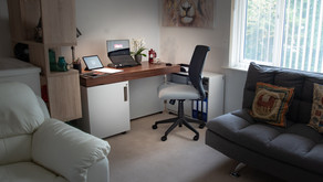Challenge us to fit your Next Desk!