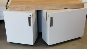 Why a lockable desk is essential for home working