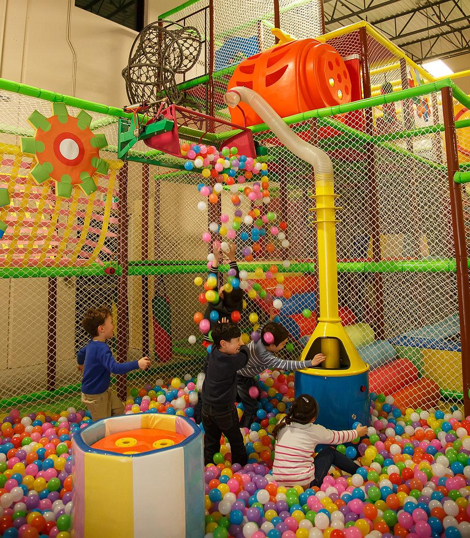 Kids fun factory / Minute maid kids