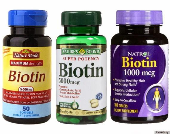 vitaminas biotina y diabetes