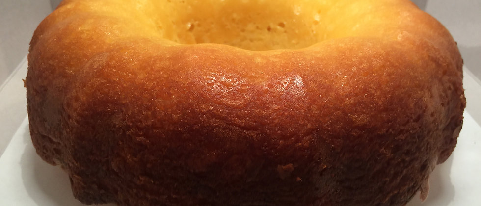 "6-inch Southern ""All Butter"" Pound Cake"