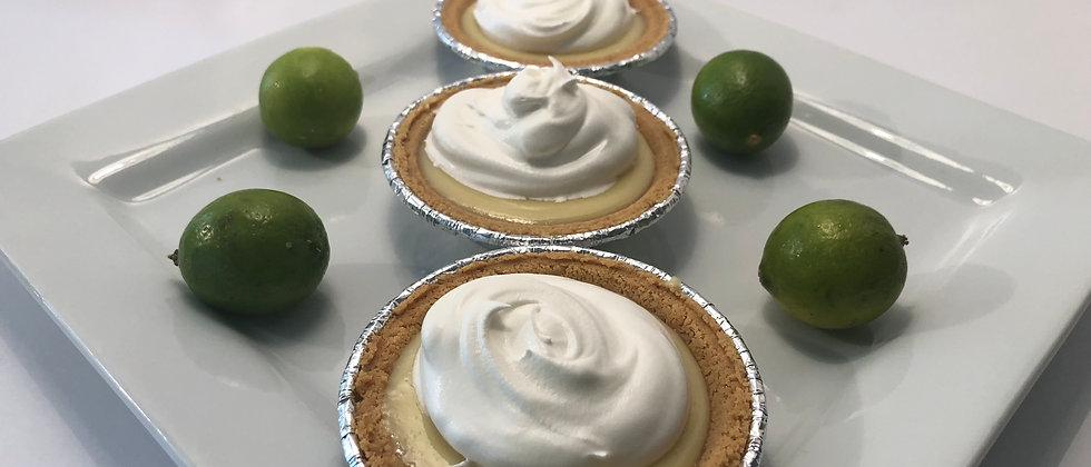 Southern Key Lime Pie Mini's (DOZEN)