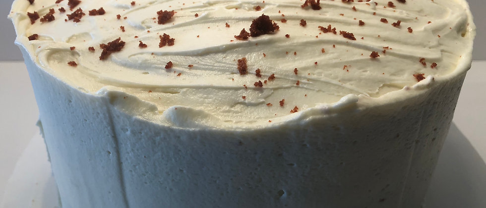 6-inch Double Layer Southern Red Velvet Cake