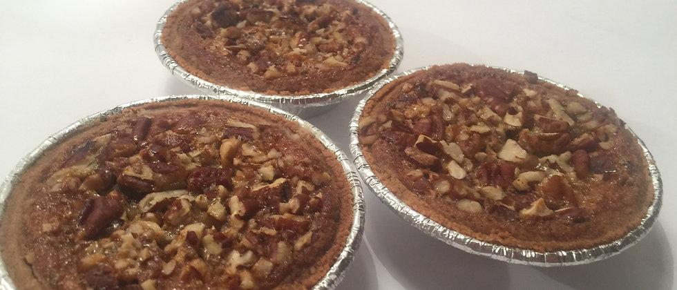 (Dozen) Gourmet Pecan Pie Mini's