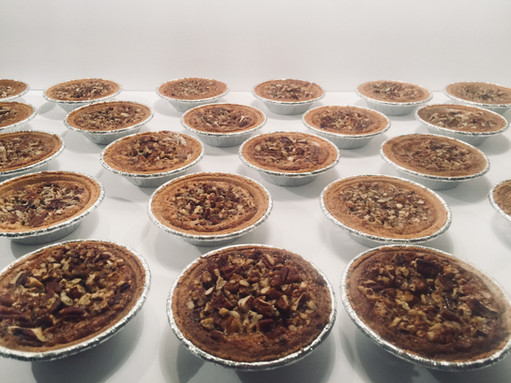 Gourmet Pecan Pie Mini
