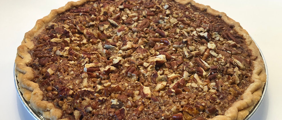 9-inch Deep Dish Southern Pecan Pie