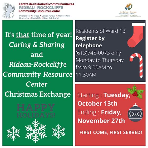 Christmas Exchange 2020