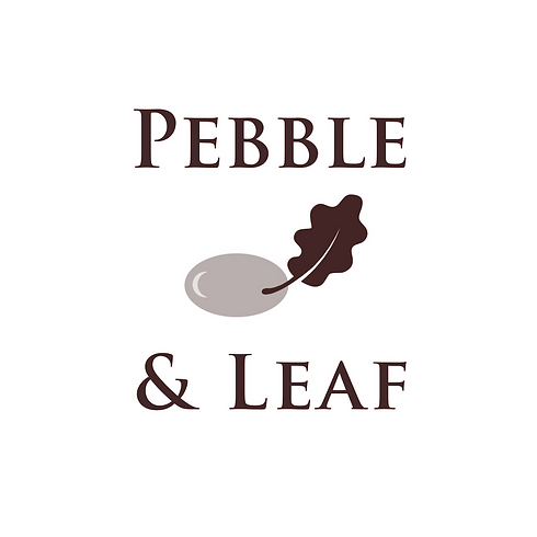 Pebble & Leaf Logo transparent.png