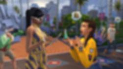 Nouveaux packs Sims 4