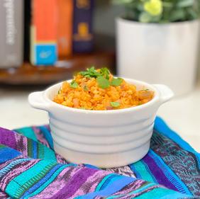 Low Carb Spanish Cauliflower Rice