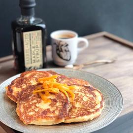Sweet or Savory Protein Pancakes