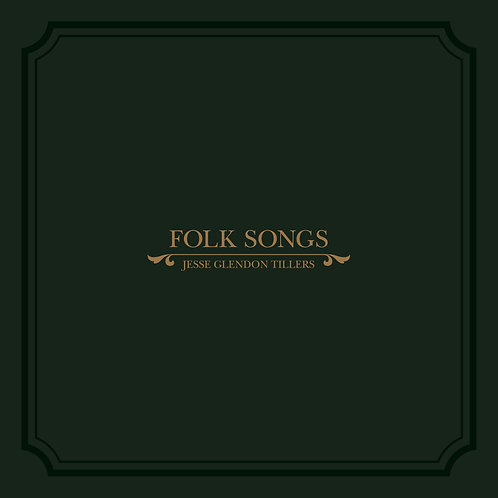 Folk Songs ~ Vinyl Record