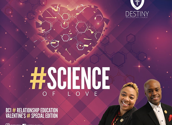 BC1: The Science of Love  | Sun 02.23.2020