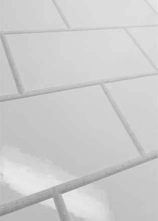 Vendura LatiTile Close Up Solid Surface.