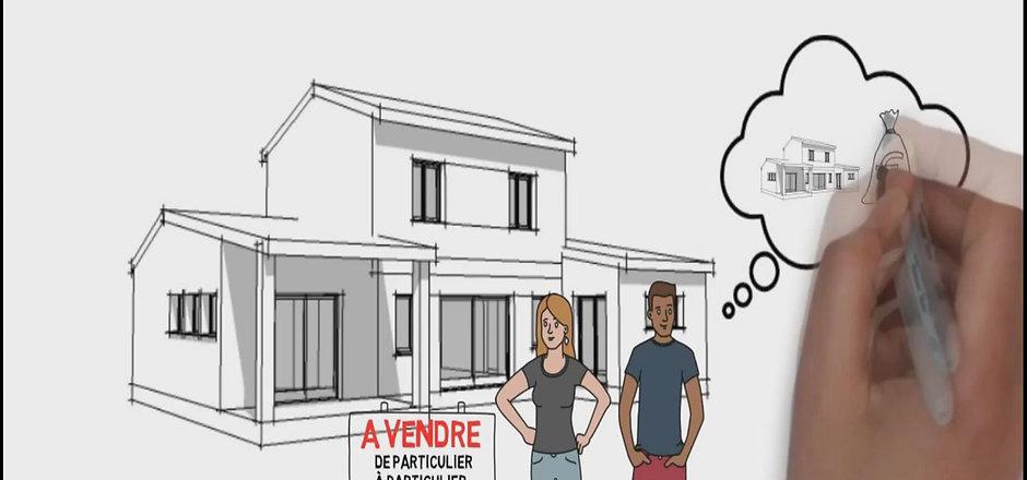 Vente immobilière en PAP sans frais d'agence