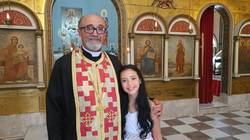 batismo clara 1